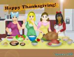 Happy Thanksgiving 2015 by DannimonDesigns
