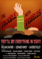 Trouble with Tribbles Poster by BJ-O23