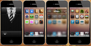 New Theme iOS 5 - 1.2012 by MarikSH