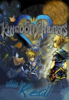 Kingdom Hearts Poster by jentwice