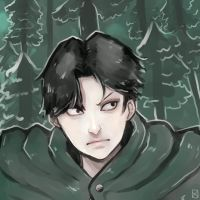 Levi Rivaille by DecemberComes