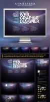Atmosfera Web Backgrounds by EAMejia