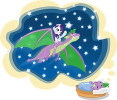 Good thing dreams aren't forbidden by saturdaymorningproj