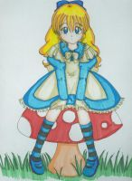 alice. by hydeist17