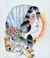 mister lucky by Bates1010