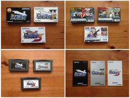 Gyakuten Saiban Trilogy on Gba by BenjaminHunter