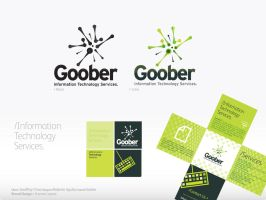 Goober Brand design by Aguiluz
