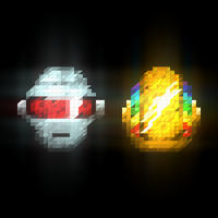 Daft Punk fan art - made with Hexels Pro by TedMartens