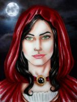 Red Riding Hood by Greenticky