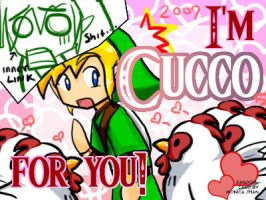 Cucco for YOU by StillJade