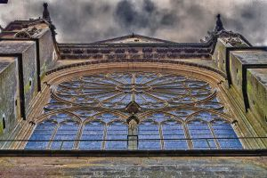 Cathedral1 Of Le Mans Sarthe France by hubert61