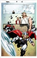 Thor issue 5 page 13 version 2 by jeaf7