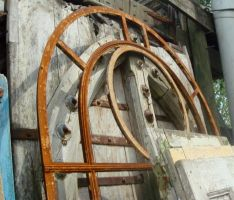 Rust arches by Designdivala