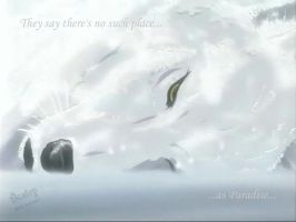 Wolf's Rain Wallpaper by Scalywings