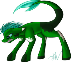 Feral Lusus by mechafone