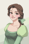Belle by Emily-Fay