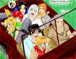 50.000+ hits by Tales-of-sharingan