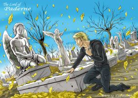 Cemetery by soyivang