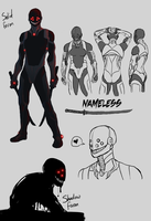 Nameless Void - WIP by Ranya-Ni