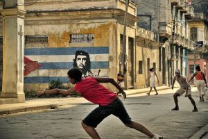 che and cuba by somebody3121