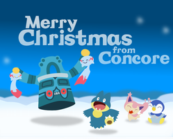 Merry Christmas by Concore
