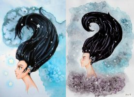 Spangled Dreams 2011-2015 by winter-ghost