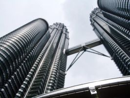 Mighty Petronas by symbiandj