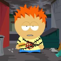 Richard Big in South Park by AssassinJ2