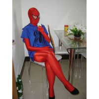 Lycra Spandex Red Spiderman Co by cosplayonsale