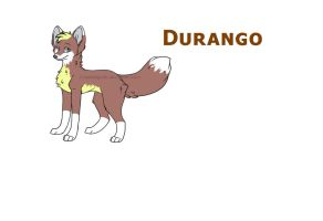 Durango the Arctic Wolf by sonic-fan-126