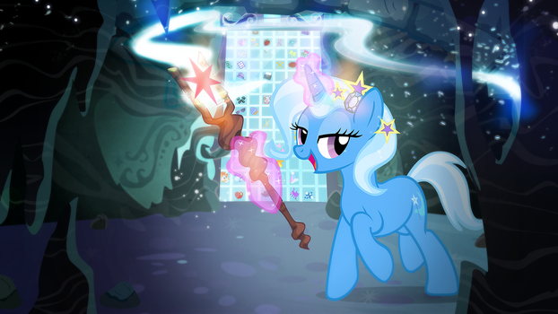 Trixie Week- If You Can't Join 'Em Beat 'Em by PixelKitties