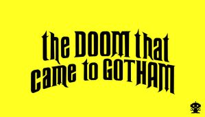 2001 Batman the Doom that Came to Gotham Comic by HappyBirthdayRoboto