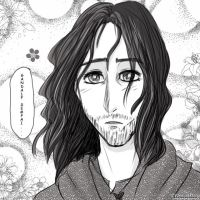 Kawaii Desu Series - Aragorn by ShamanEileen