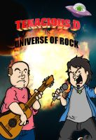 Tenacious D Homemade Poster by KittyGenerator4000
