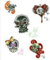 Skullies Page by ApocalypseAvenger