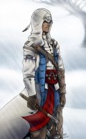 Assassin's Creed 3 - The Third by kiwii
