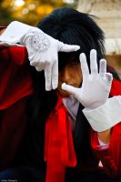 Cosplay Alucard 2 by AngelMantis
