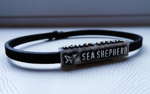 Sea Shepherd Wristband by Vampire-Fish