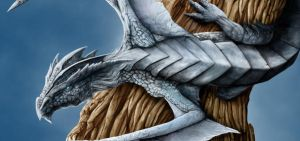 Dragon - Details by Jaelle