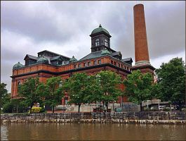 Baltimore Public Works Museum by haloeffect1