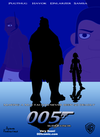 005 Movie Poster by Pugthug