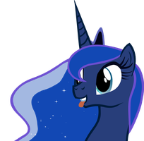 Luna Lick by Stormsclouds