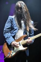 The Tragically Hip: Rob Baker I by basseca