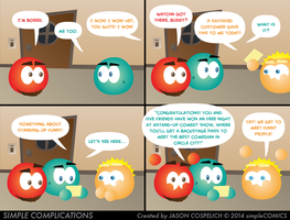 SC868 - Marvin is a Winner! by simpleCOMICS