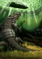 Caiman by Loone-Wolf