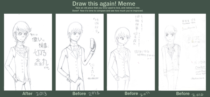 Draw This Again Meme Vers. 20.13 by SasukeSmilesScareMe