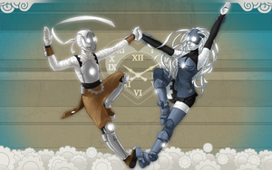 Wakfu: Dance Dial Revolution by FallingMist
