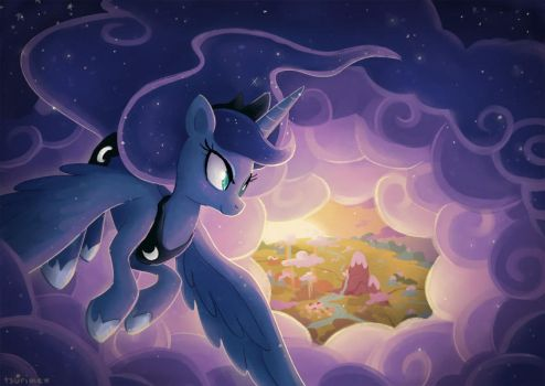 bring forth the night by tsurime