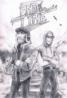 End of the Line by Yoru-kage12