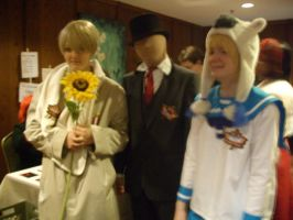 Russia,Sealand...Slenderman? by xRainChanx